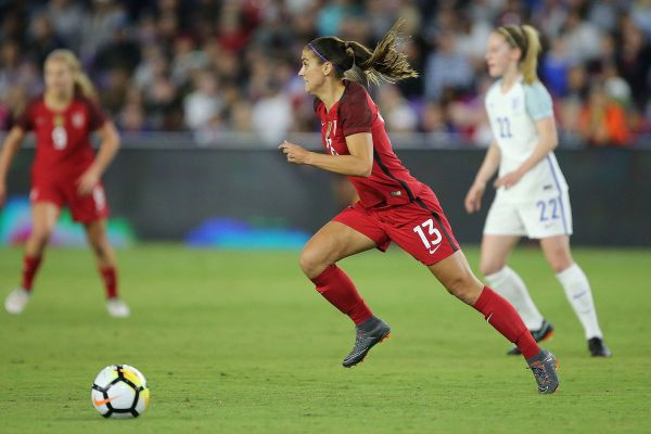 USA vs. England, SheBelieves Cup: Final Score 1-0 as the ...