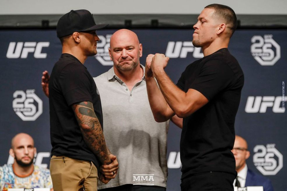 Image result for nate diaz poirier