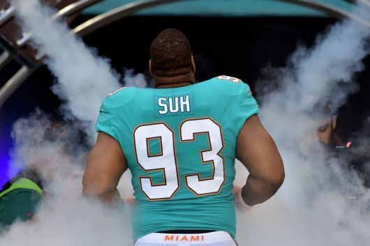 Image result for ndamukong suh in rams uniform