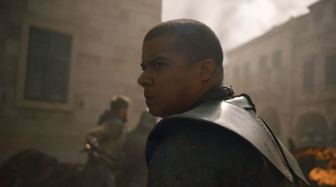 Game of Thrones S08E05 Grey Worm