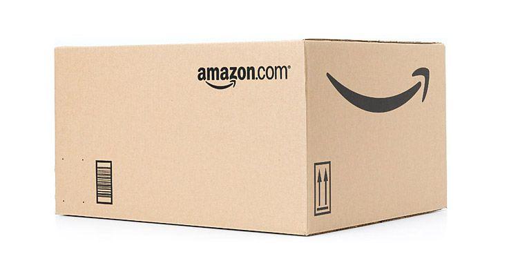 Amazon Box imbottito