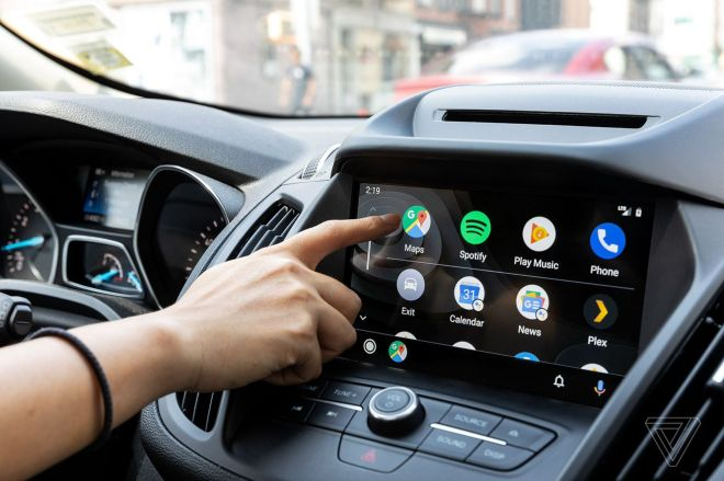 akrales_190725_3567_0090.0 Google opens up Android Auto's beta testing program   The Verge