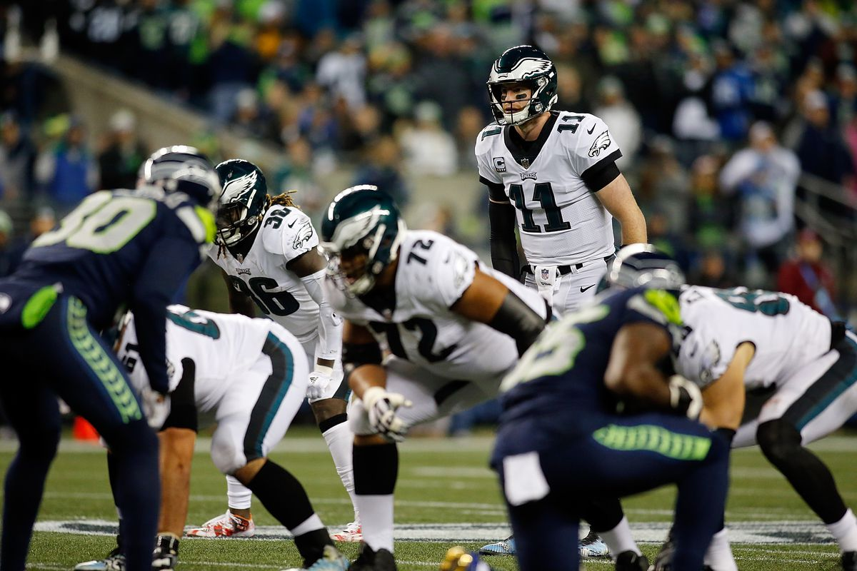 Image result for seattle seahawks vs philadelphia eagles