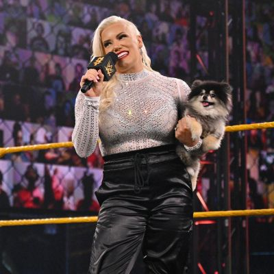 Franky Monet Taya Valkyrie responds to fans who don't like her new WWE name - Cageside  Seats