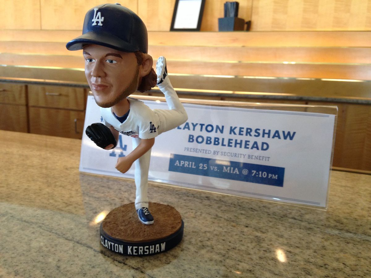 Dodgers Bobbleheads And Giveaways