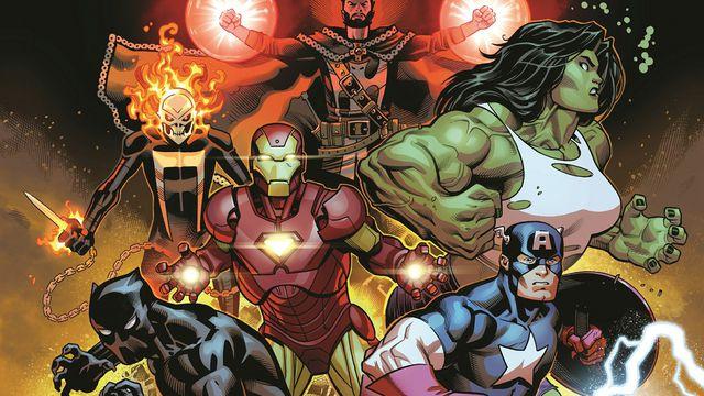 Avengers_Vol_8_1_Virgin_Variant.0 Unfortunately, The Avengers are millennials now | Polygon