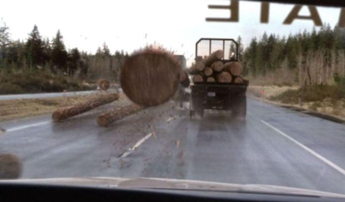 final destination 2: freeway log sequence
