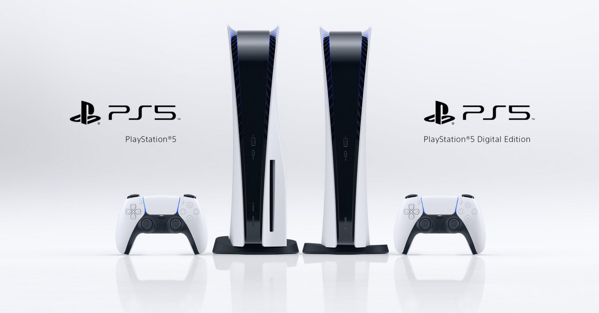 The PS5 is big, in accordance with web detectives