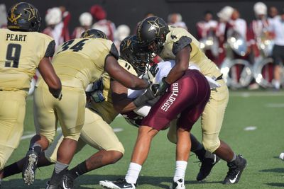NCAA Football: Alabama A&M at Vanderbilt
