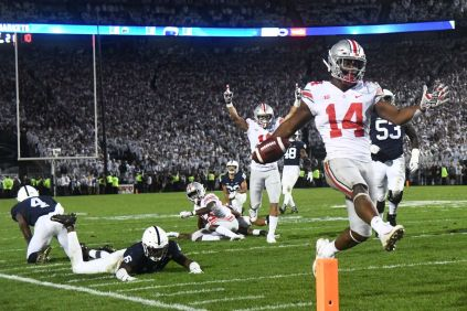 Image result for ohio state vs penn state