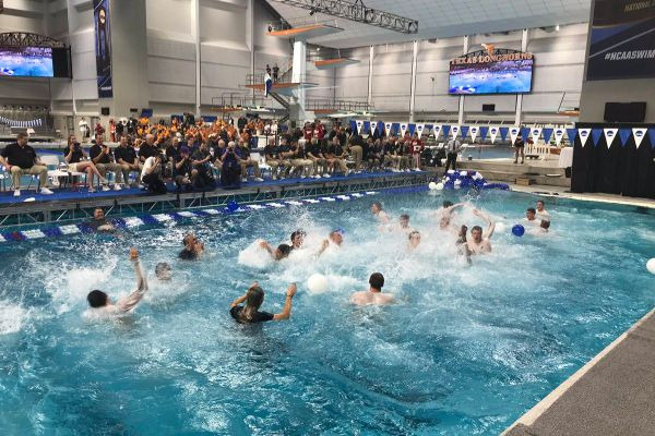 Cal wins 2019 NCAA Men's Swimming and Diving Championship ...