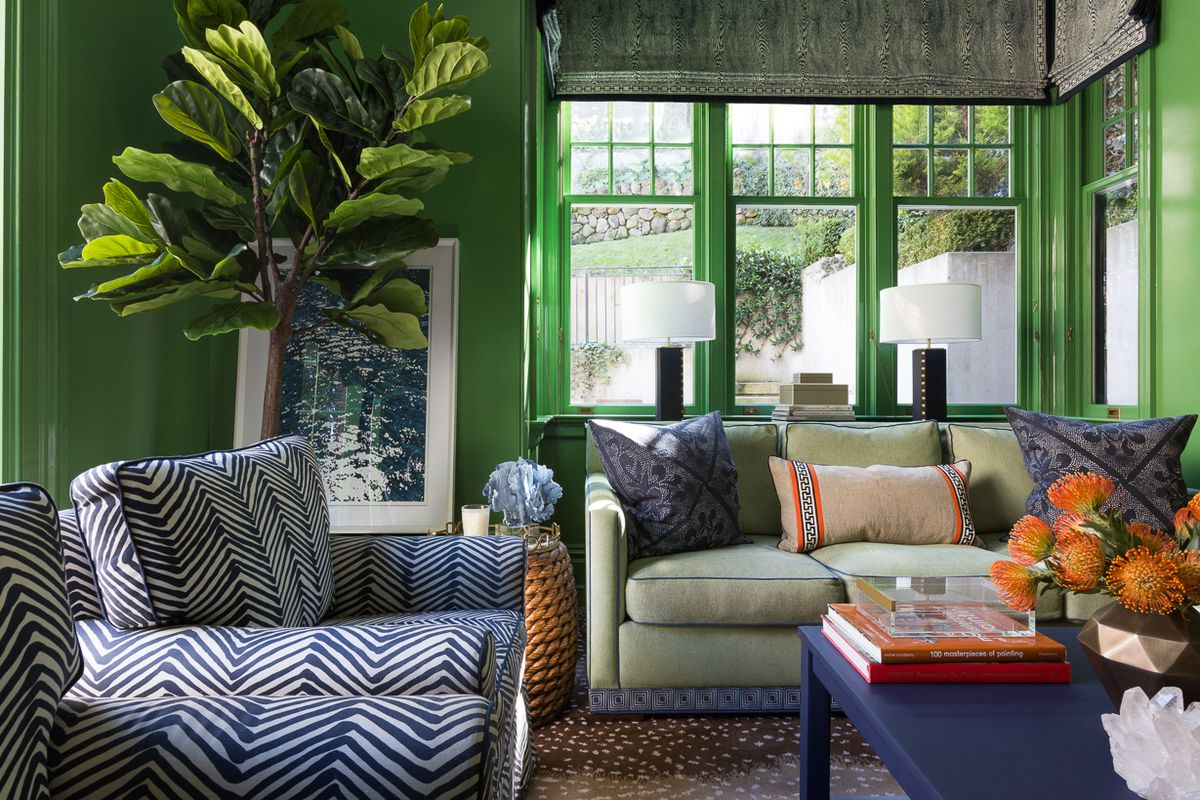 Best Bold Paint Colors For Your Home Curbed