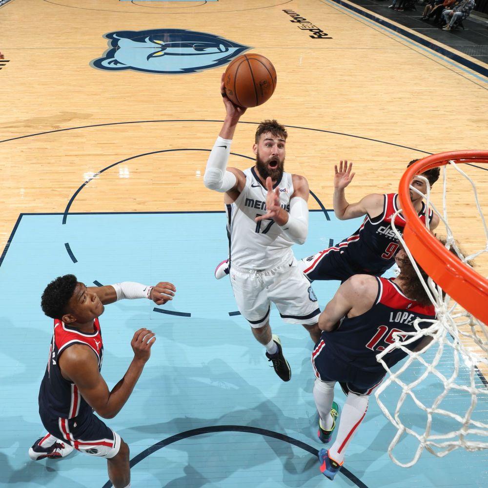 Quick Recap: Memphis Grizzlies stop Washington Wizards - Grizzly Bear Blues
