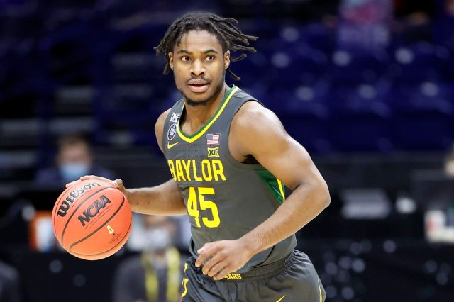 Know The Prospect: Davion Mitchell - Posting and Toasting