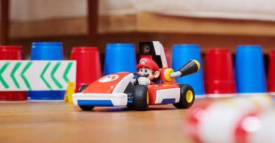 Mario Kart Live: The home circuit looks like a magic mix