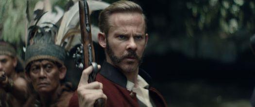 Dominic Monaghan as Crookshank in Edge of the World