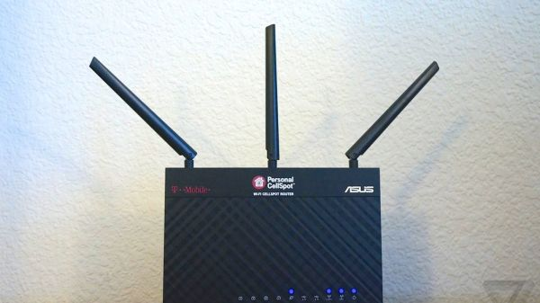 Would you get a new Wi-Fi router just to use your cell ...