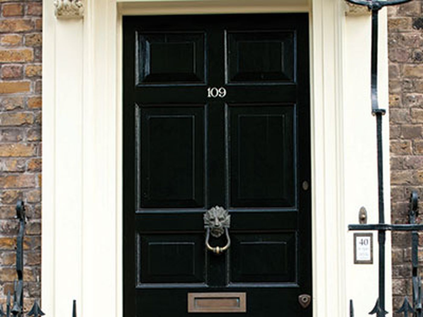 Paint A High Gloss Front Door This Old House