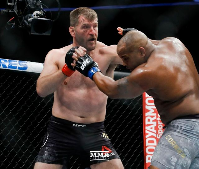 Stipe Miocic Asks Daniel Cormier For Rematch