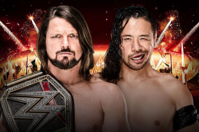 AJ Styles vs Nakamura predictions Greatest Royal Rumble