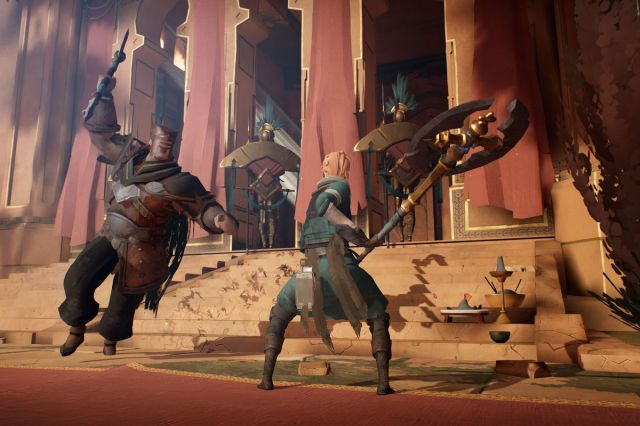 Dark Souls-style adventure Ashen is out right now on Xbox One and PC - The  Verge