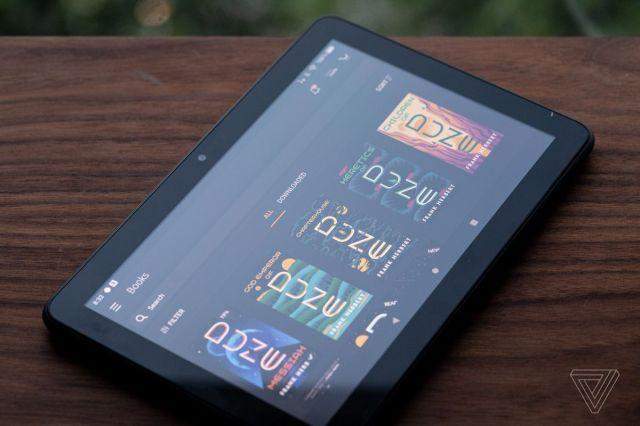 Das Fire HD 8 Plus verfügt über 3 GB RAM und 32 GB Speicher.