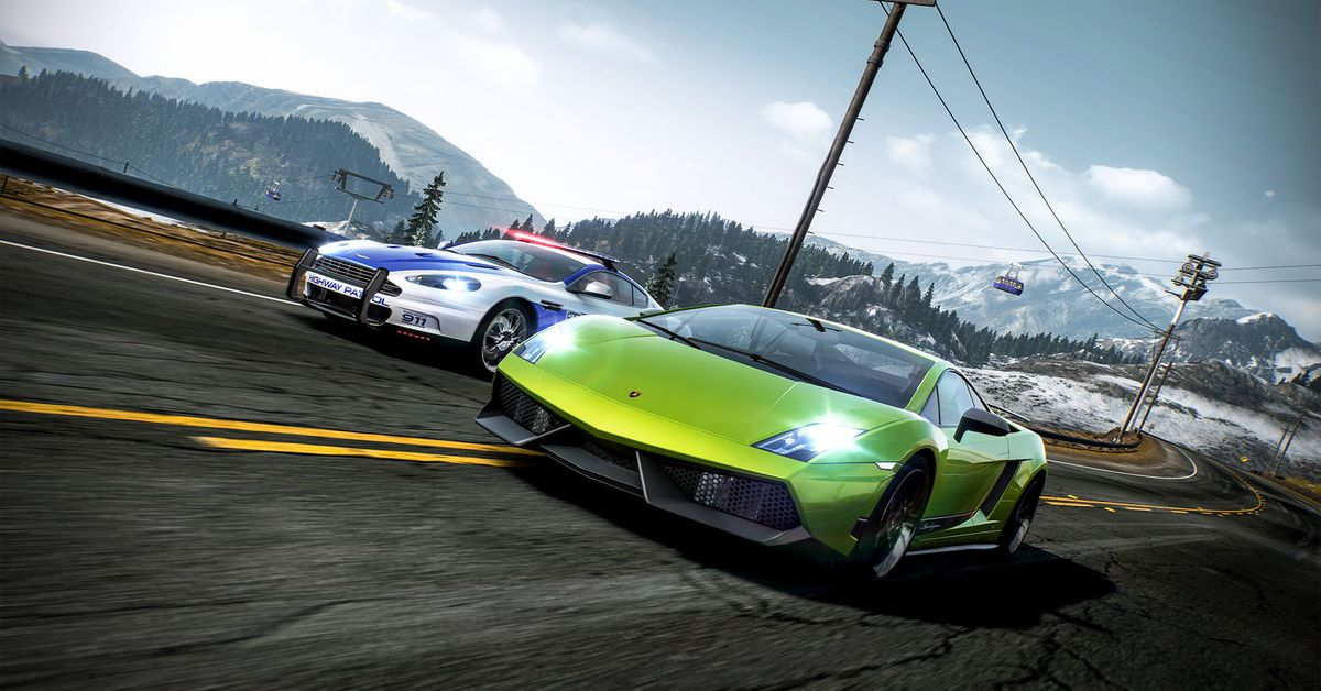 Need for Speed: Hot Pursuit Remastered launches on November 6th
