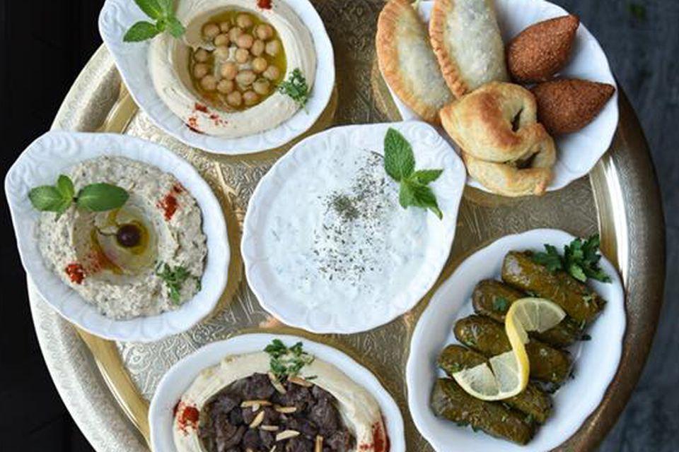 Oasis Mediterranean Cuisine
