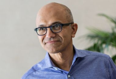 Microsoft is now a  trillion company