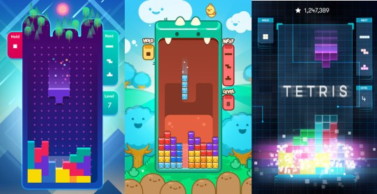 Tetris: Top 10 Smartphone Games of the Year 2021