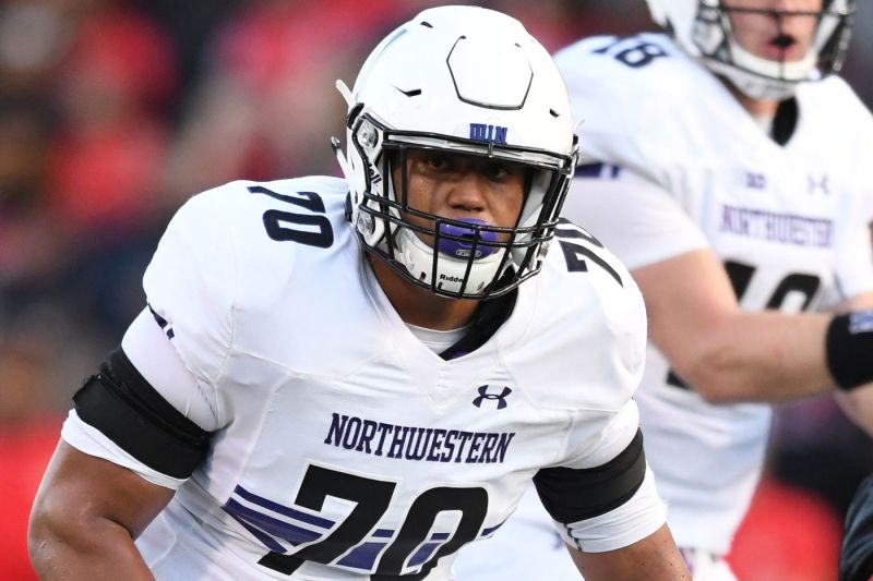 Rashawn Slater could be the final cog for the Patriots' offensive line - Pats Pulpit