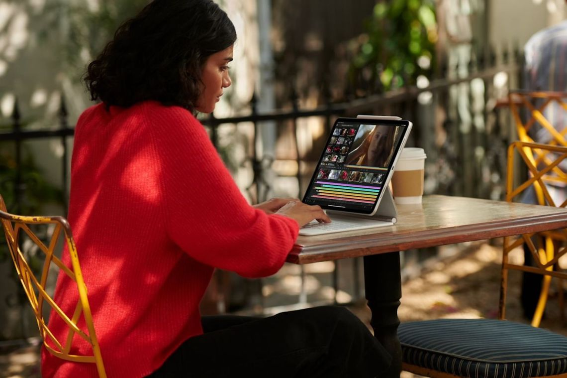 Apple launches new iPad Pro with M1 processor