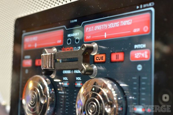 Ion Audio's Scratch 2 Go can turn you into a suction-cup ...