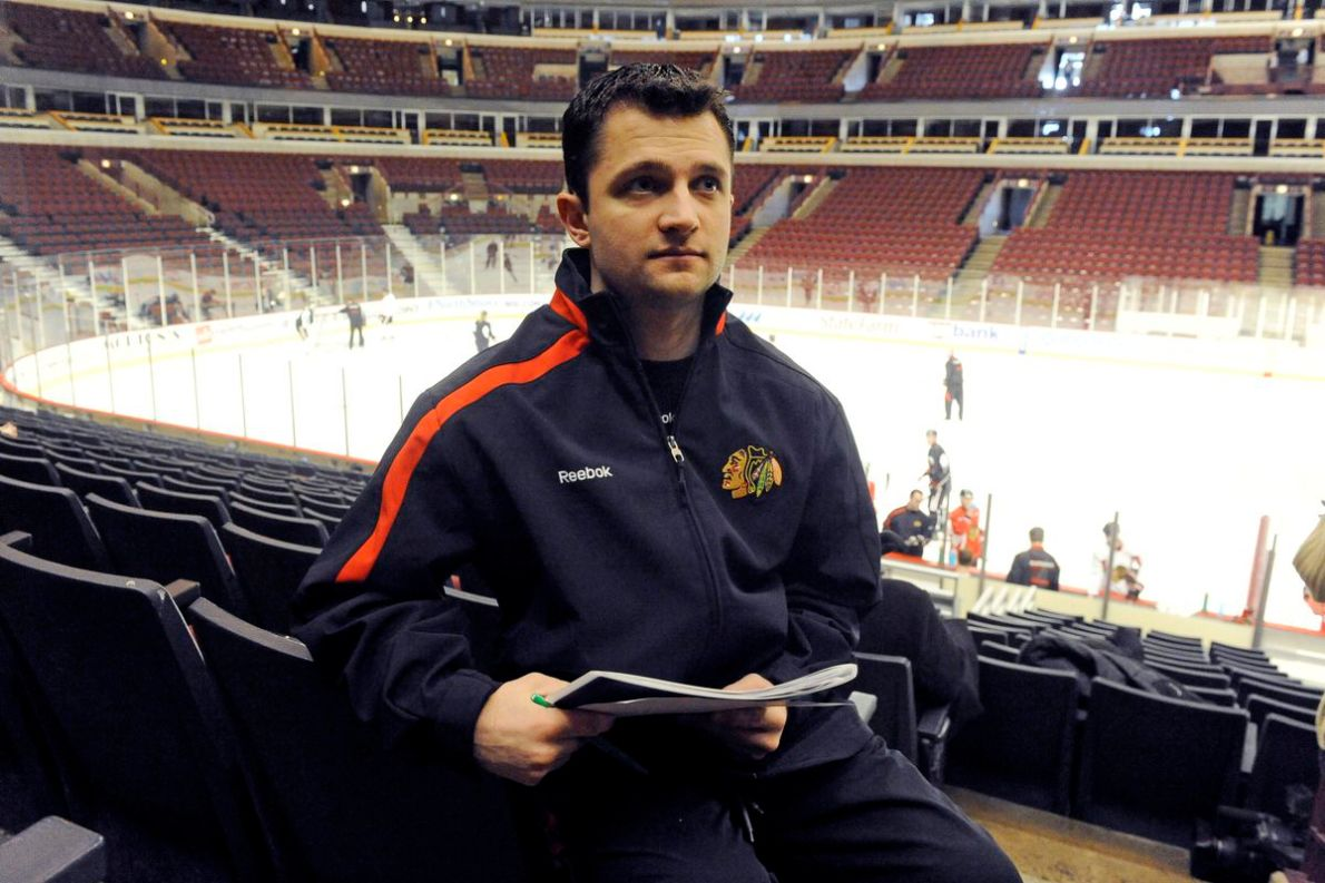 Blackhawks sexual assault scandal: Motion to dismiss lawsuit from Michigan  student filed - Chicago Sun-Times