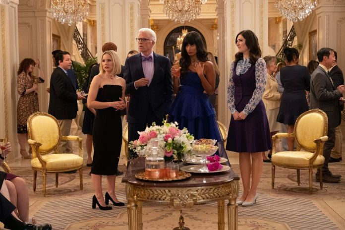 The Good Place resets everything one last time.