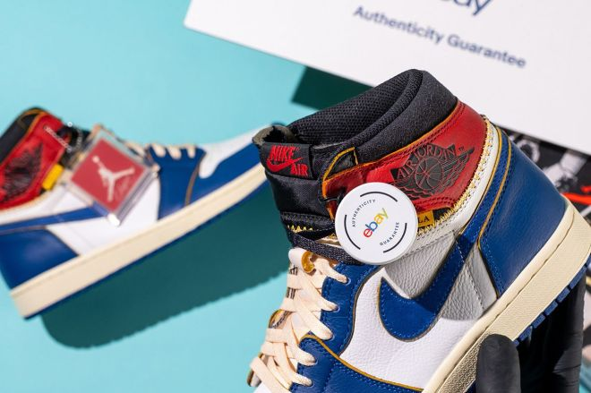 Ebay_Sneakers.0 eBay launches sneaker authentication service to combat counterfeit sales | The Verge