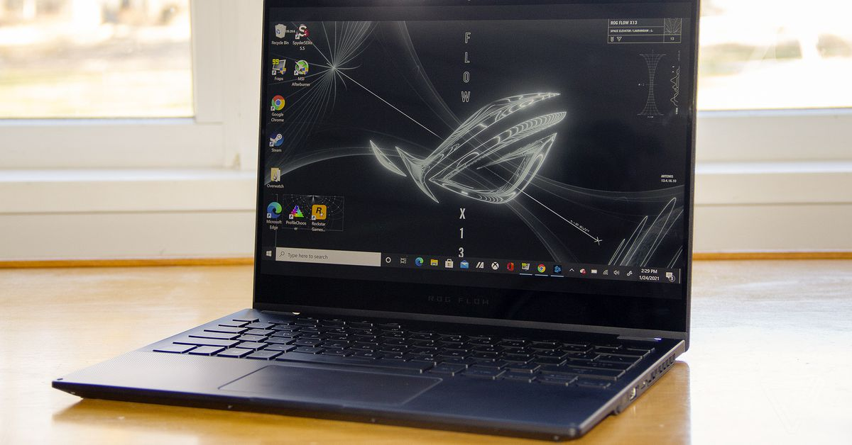 Asus ROG Flow X13 review: a game-ready 2-in-1