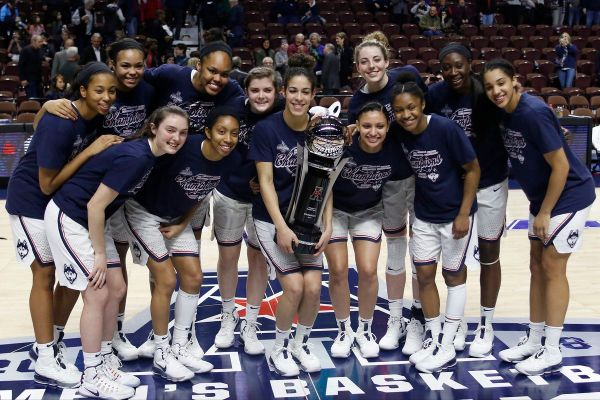 UConn Women's Basketball Defeats USF to Claim AAC ...
