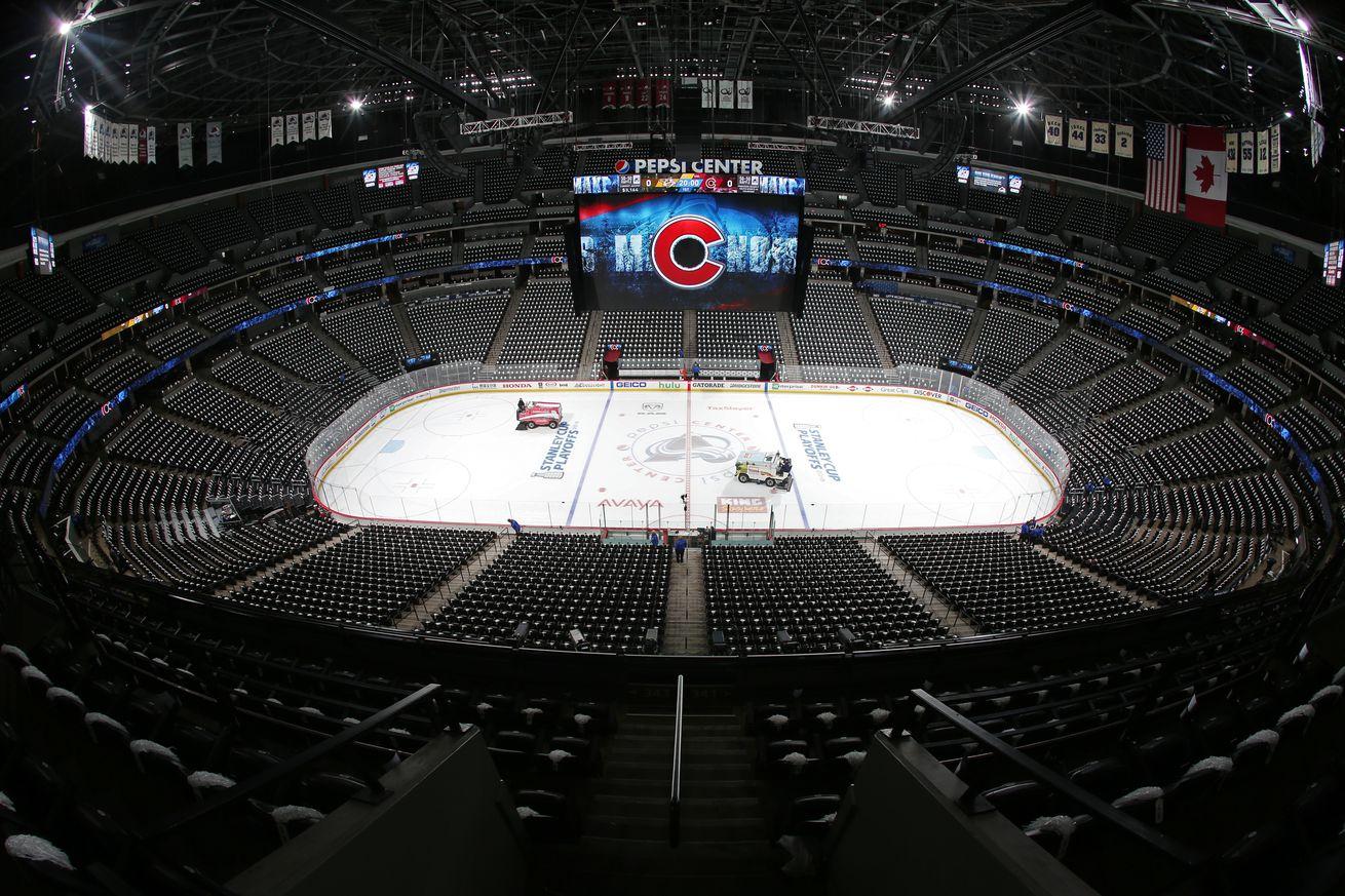 Nashville Predators v Colorado Avalanche - Game Four