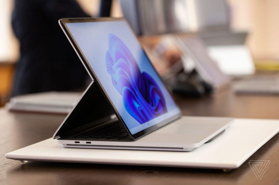 The Surface Laptop Studio