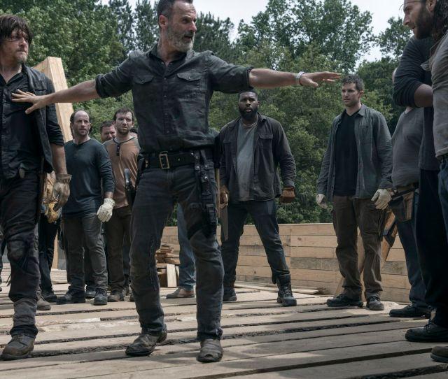 The Walking Dead Is Finally Tackling Morality Like Its Smarter