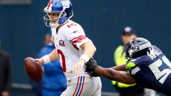 Giants at Seahawks 2014: Giants try to snap three-game ...