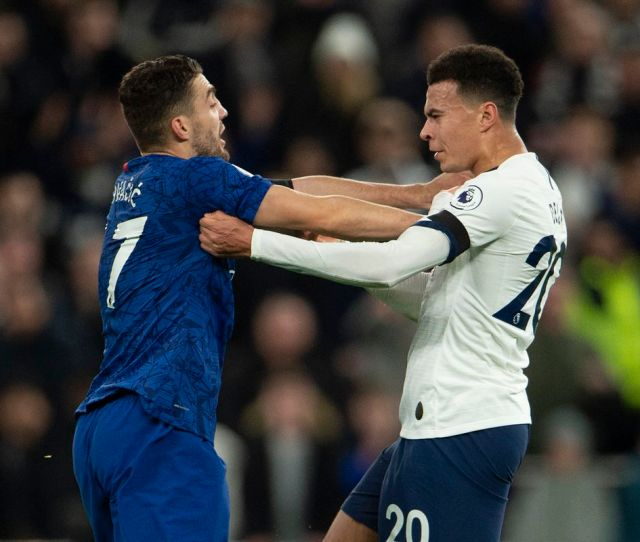 Chelsea Vs Tottenham Hotspur Game Time Tv Channels How To