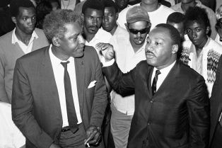 Bayard Rustin's place in LGBT sports history - Outsports