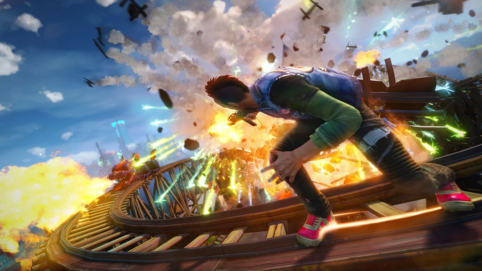 Xbox One Bundles For Sunset Overdrive And Madden NFL 15 Are On The Way Polygon