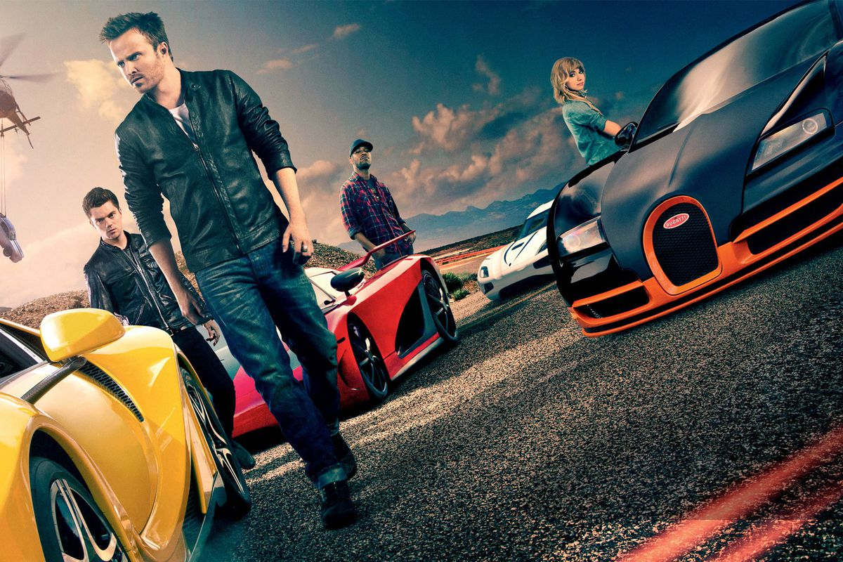 EA And China Want To Make Another Need For Speed Movie