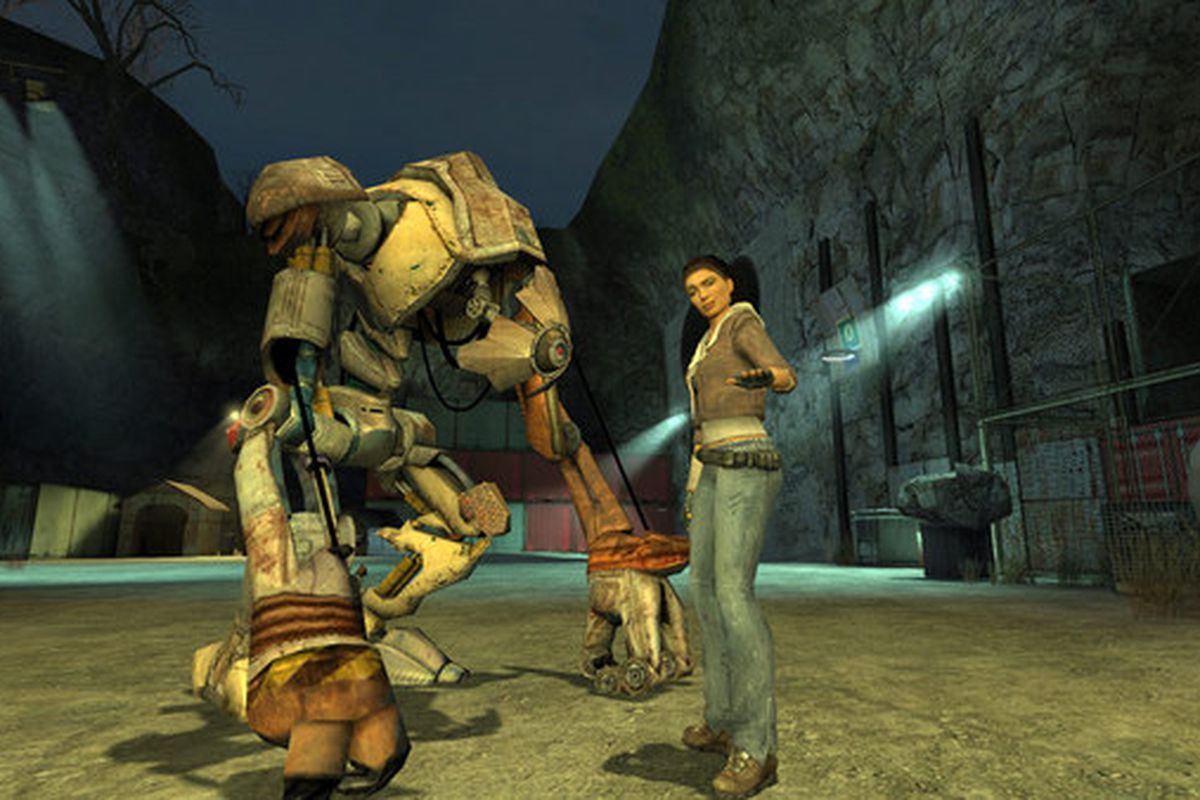 Half Life And Half Life 2 Are Free To Play On Steam