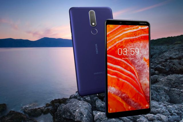 Image result for Nokia 3.1 Plus