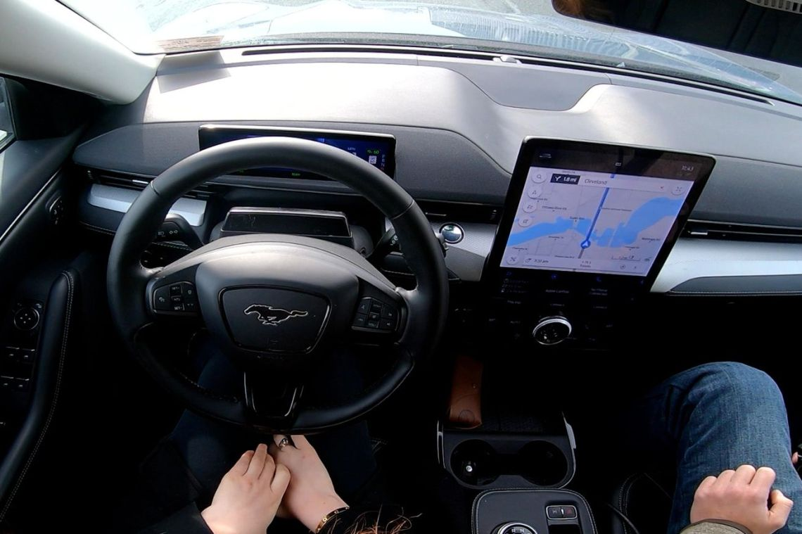 Ford's hands-free BlueCruise driving feature coming soon to the F-150 and Mustang Mach-E