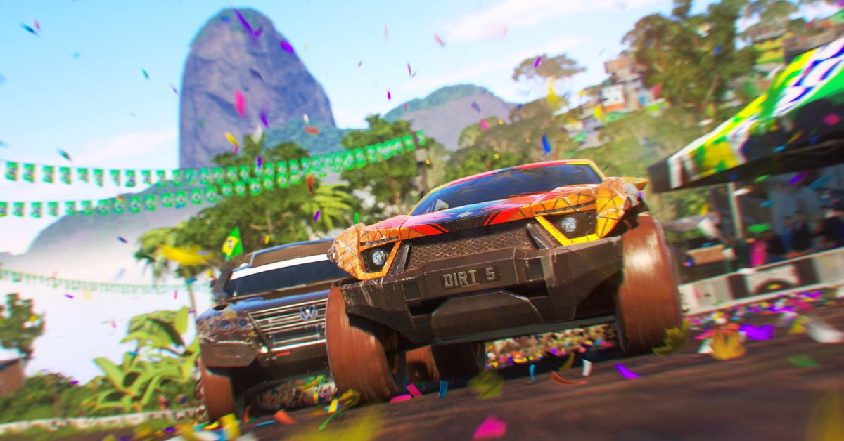 EA is buying Codemasters for .2 billion to take lead in racing game market